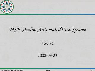 MSE Studio: Automated Test System