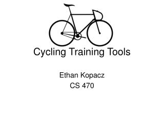 Cycling Training Tools