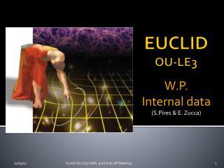 EUCLID OU-LE3