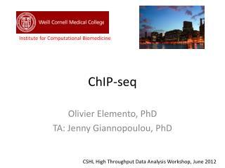 ChIP-seq