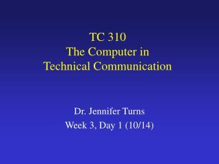 TC 310