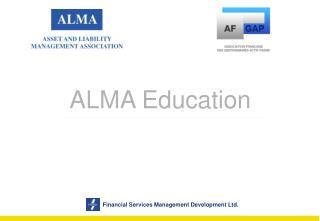 ALMA Education