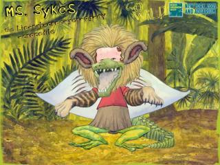Lio-rab —croc- ger - og -ay-crocodile