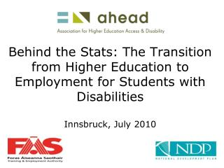 AHEAD (Association for Higher Education Access and Disability)