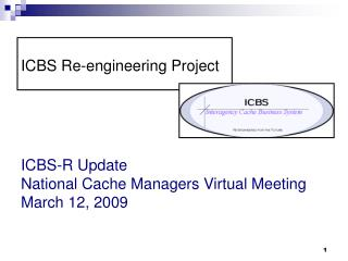 ICBS Re-engineering Project