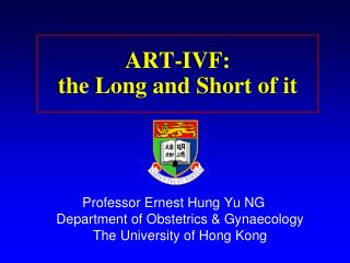 ART-IVF: the Long and Short of it