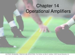 Chapter 14  Operational Amplifiers