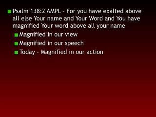 God's Word for Direction