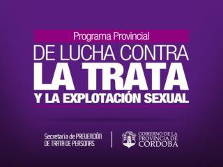 El Gobierno de la Provincia de Córdoba presenta un programa basado en una fuerte