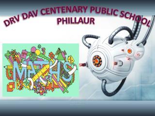 DRV DAV CENTENARY PUBLIC SCHOOL PHILLAUR