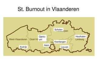 St. Burnout in Vlaanderen