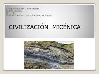 Colegio de los SSCC Providencia  Depto: Historia Nivel :7º
