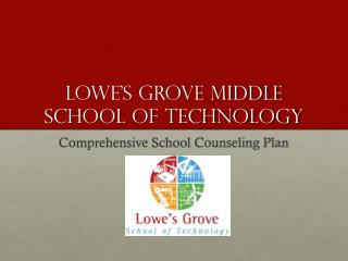 LOWE'S GROVE MIDDLE SCHOOL OF TECHNOLOGY