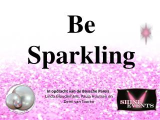 Be  Sparkling