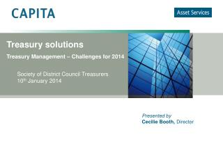 Treasury solutions