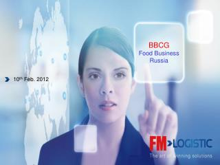 BBCG Food Business Russia