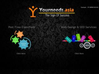 Professional Website Designing Warangal from yourneeds.asia