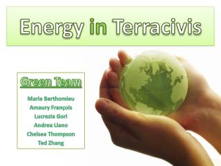 Energy  in  Terracivis