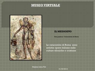 MUSEO VIRTUALE