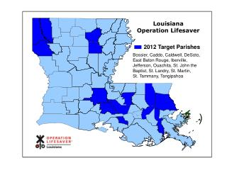 Louisiana  Operation Lifesaver