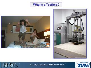 What's a Testbed?