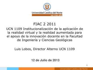 FIAC 2 2011