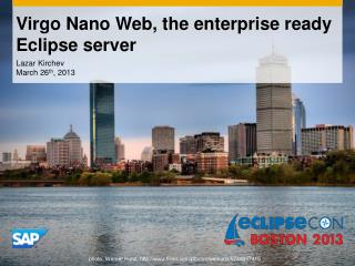 Virgo Nano Web, the enterprise ready Eclipse server