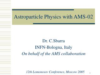 Astroparticle Physics with AMS-02