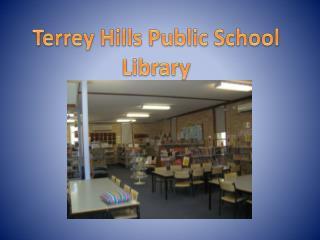 Terrey Hills Public School Library