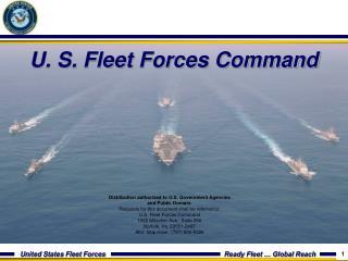 U. S. Fleet Forces Command