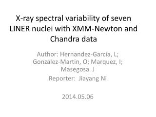 X-ray spectral variability of seven LINER nuclei with XMM-Newton and Chandra data