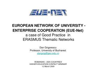 EUE-Net  BACKGROUND