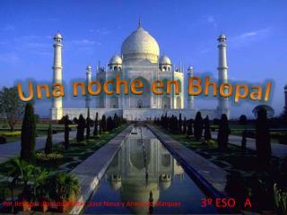 Una noche en Bhopal