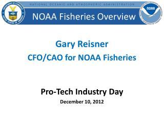 NOAA Fisheries Overview