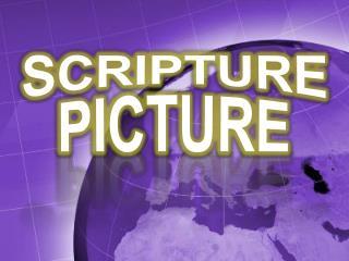SCRIPTURE PICTURE