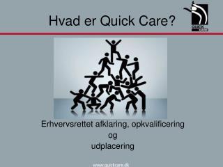 Hvad er Quick Care?