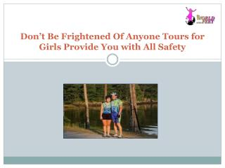 Travel group for women