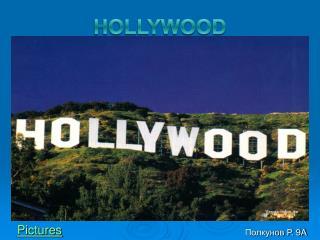 Hollywood Film studios