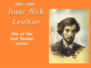 One of the best Russian artists