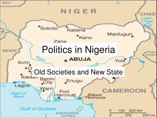 Oil, British Interests and the Nigerian Civil War