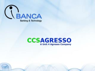 Agresso: Soluciones para el Sector Financiero