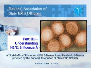 Part III Understanding H1N1 Influenza A