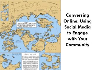 Conversing Online: Using Social Media to Engage with Your Community