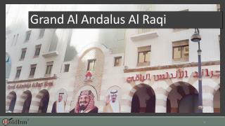 Grand Al Andalus Al Raqi - Holdinn.com