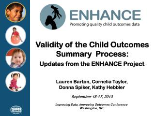 Validity of the Child Outcomes Summary  Process: