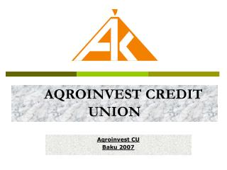 AQROINVEST CREDIT UNION