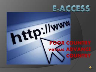 E-ACCESS