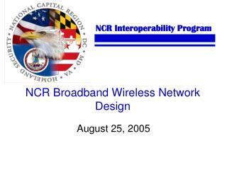 NCR Broadband Wireless Network Design