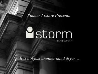 Palmer Fixture Presents