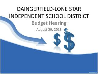 DAINGERFIELD-LONE STAR INDEPENDENT SCHOOL DISTRICT